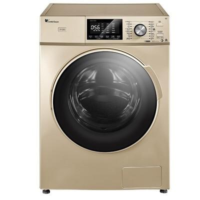 小天鹅洗衣机(Littleswan) TD80V81WIDG 8公斤 洗烘自投 滚筒全自动