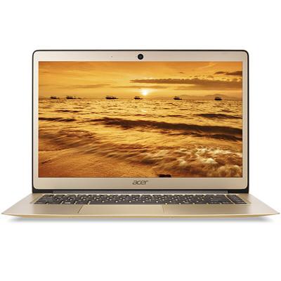 【限时特惠顺丰包邮】宏碁(acer)蜂鸟SF314-51-555N14英寸全金属轻薄笔记本(i5-7200U 4G 128G SSD IPS全高清 指纹识别 win10