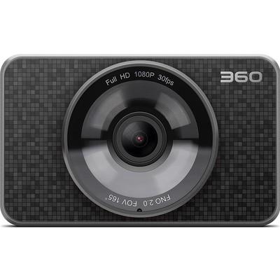 360行车记录仪美猴王领航版J511C无卡 高清夜视WIFI连接停车监控