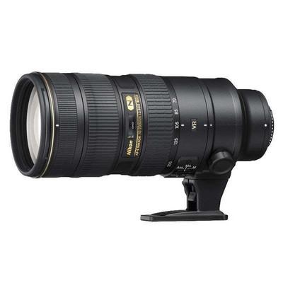 尼康(Nikon) AF-S 70-200mm f/2.8G ED VR II 防抖变焦镜头