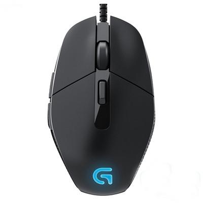 罗技 G302游戏鼠标 舒适握持感 持久游戏无压力!