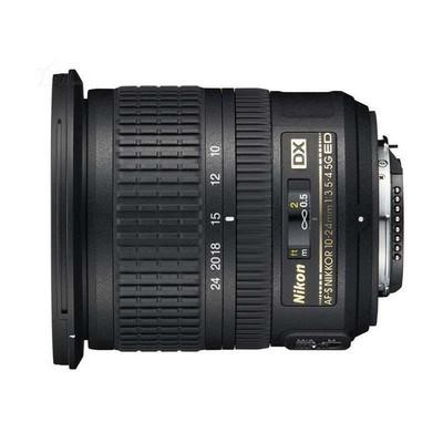 尼康(Nikon) AF-S DX 10-24mm f/3.5-4.5G ED 镜头