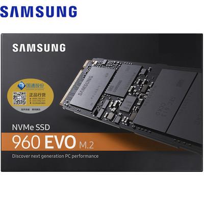 【顺丰包邮】三星 960 EVO NVMe M.2(250GB)