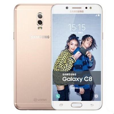 三星GalaxyC8(SM-C7100)4GB+64GB全网通移动联通电信4G手机双卡双待