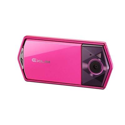 卡西欧(CASIO) EX-TR600数码相机 美颜自拍 女神版,自拍神器
