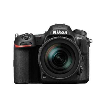 尼康(Nikon)D500单反套机(F-S DX 16-80mm f/2.8-4E ED VR镜头)