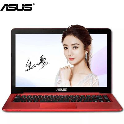 【行货保证顺丰包邮】华硕(ASUS)E402SA3160 四核心轻薄便携商务办公学生笔记本电脑 N3160 4G内存 500G硬盘 14英寸