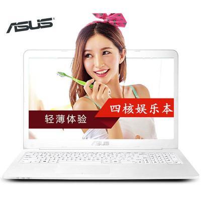 华硕(ASUS)E502SA3160 15.6英寸超薄办公学生笔记本手提四核轻薄