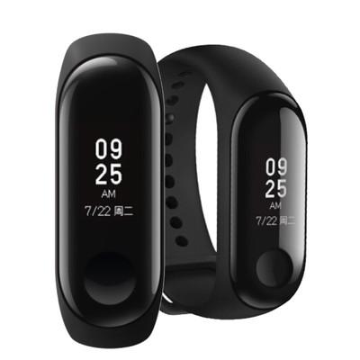 【包邮】小米(MI)小米手环3 心率监测 智能提醒 睡眠监测 计步