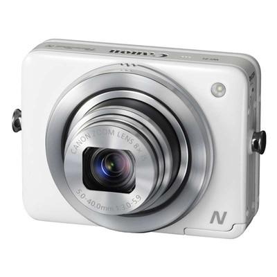 佳能(Canon) PowerShot N 数码相机 白色