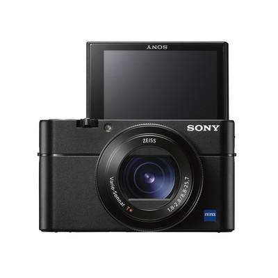 索尼(SONY)黑卡 DSC-RX100M5 1英寸大底数码相机/卡片机/ 蔡司镜头
