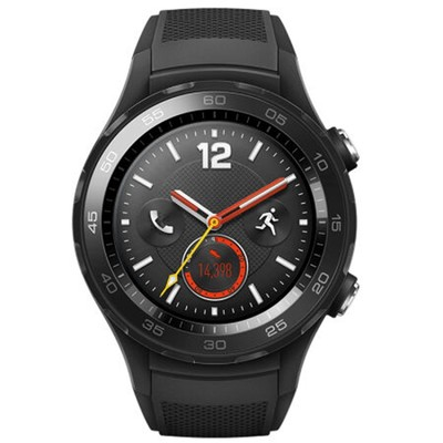 HUAWEI WATCH 2 华为第二代智能运动手表蓝牙通话 GPS心率NFC支付4G版