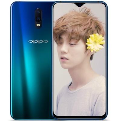 【顺丰包邮】OPPO R17 6.4英寸水滴屏 光感屏幕指纹 6G+128G  全网通