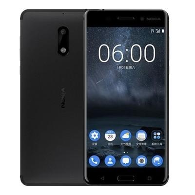 【顺丰包邮】诺基亚6(TA-1000/全网通)双卡nokia6手机 64G