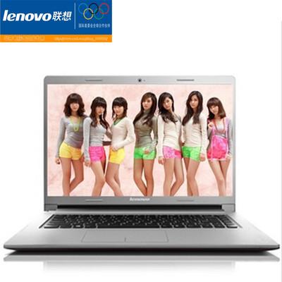 【顺丰包邮】联想 S410-IFI(F)云帆白 重新定义科技美 14英吋,新酷睿第五代双核处理器,2GB独立显卡,配联想高感键盘