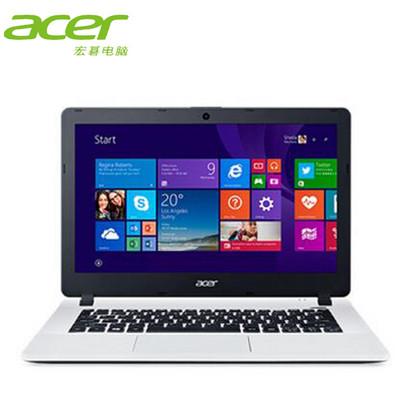 【顺丰包邮】Acer ES1-531-C1ZS Intel 赛扬四核 N3150 4G内存 500G硬盘 15.6英吋 1366X768 红色 商务办公笔记本