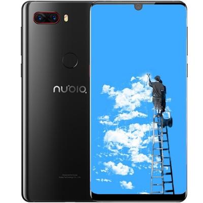 【顺丰包邮】努比亚 nubia Z18 全面屏3.0 极夜黑 8GB 全网通