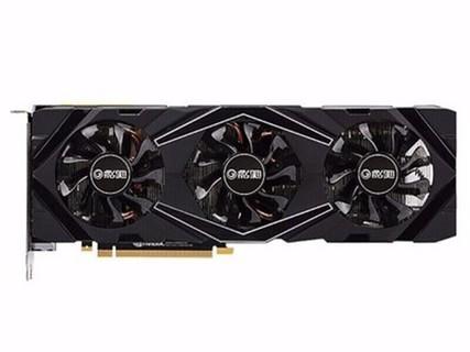 影驰(Galaxy)GeForce RTX 2080 大将台式电脑高端图灵游戏吃鸡显卡 影驰2080大将