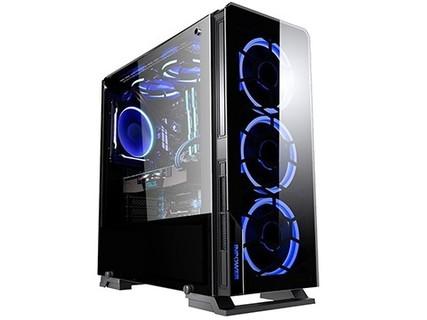 甲骨龙i7 9700F RTX2060/RTX2070 240GB固态DIY组装机 逆水寒吃鸡主机 默认标配