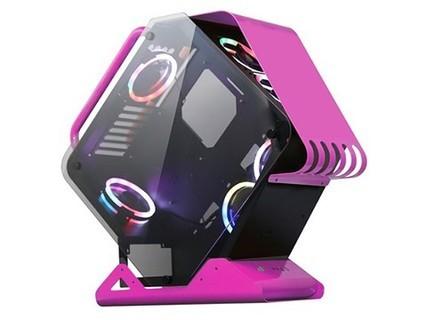 甲骨龙AMD 锐龙R9 3900X/RX5700XT 16G/32G海盗船内存 台式电脑主机 配置二