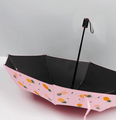 全自动 折叠晴雨两用伞