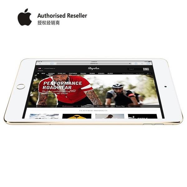 【apple授权专卖 顺丰包邮】iPad mini 4(128GB/Cellular)7.9寸