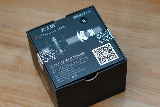 七工匠55mm F1.4:买了不后悔的国产镜头