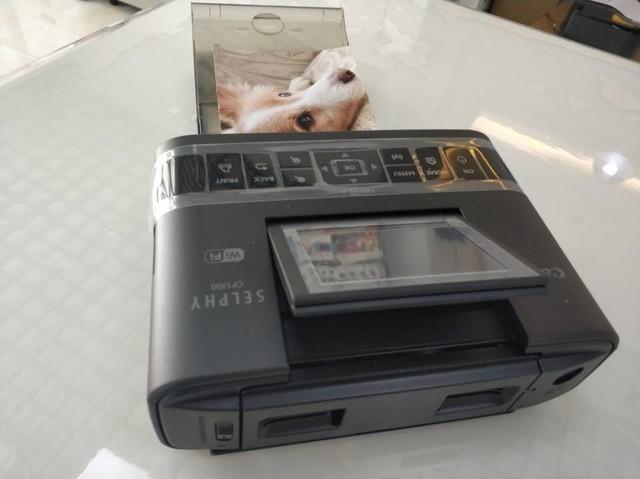 佳能CP1300打印机,随时打印美照diy,超赞