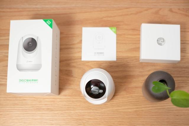 全新玩法,智能看护——尝鲜360AI云台摄像机