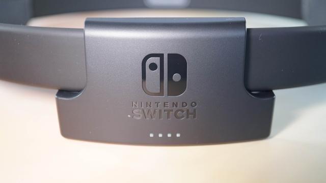 你的老婆向你发送一条Switch健身环大冒险开箱评测