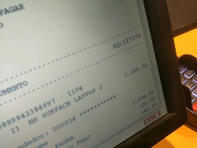 超爱的Surface Laptop2笔记本