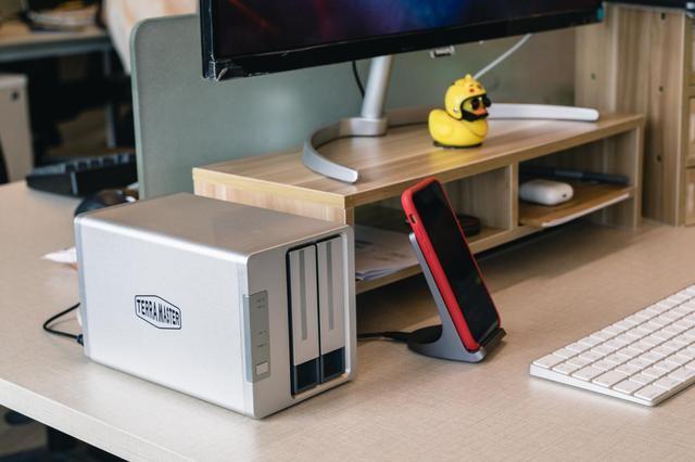 当7年Mac用户用上专业NAS:铁威马F2-210体验