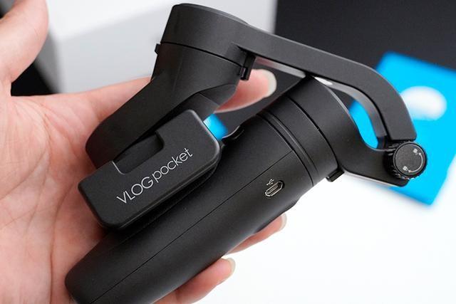 人如其名,也许是最方便携带的稳定器了:飞宇VLOG pocket体验