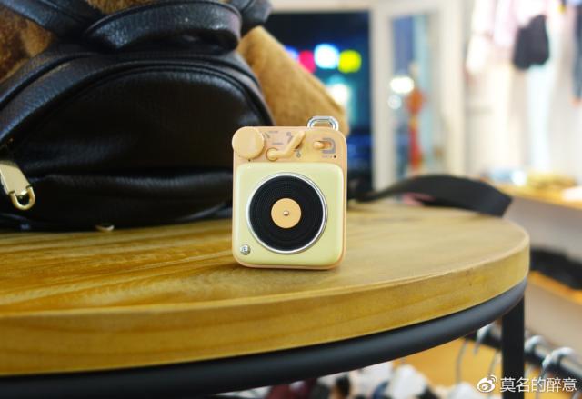 小得让人无法抗拒:猫王原子唱机B8612体验