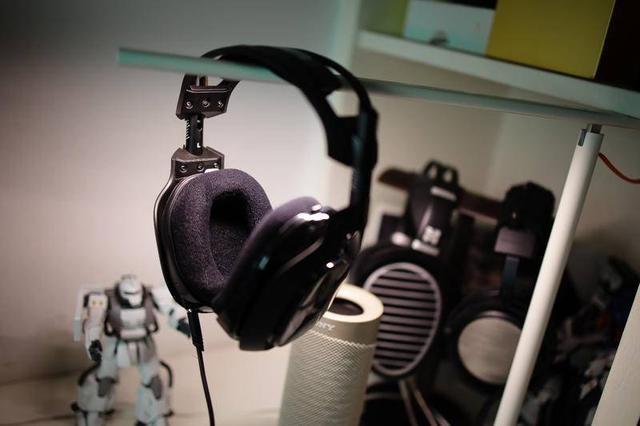 罗技Astro A40游戏耳机:时隔两年还是很能打