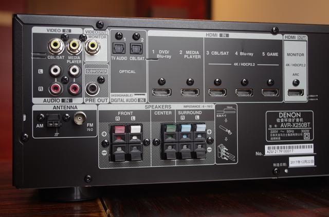 掩盖不住波涛汹涌的澎湃,ProCinema400+ AVR-X250组合音响入手记
