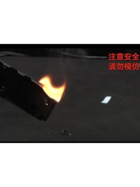 惊了!专业拆机揭露小米电视低价本质:竟用非阻燃材料
