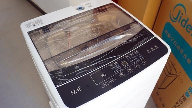小米有品上线性价比洗衣机,售价不到800元,用户拉回家实测
