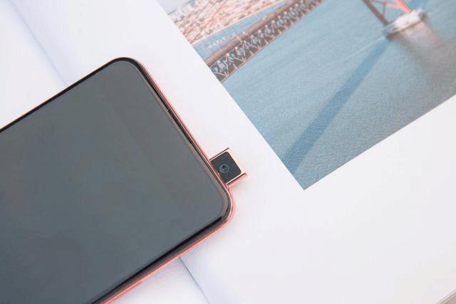 拍照利器VIVO S1升降摄像头拍照清晰