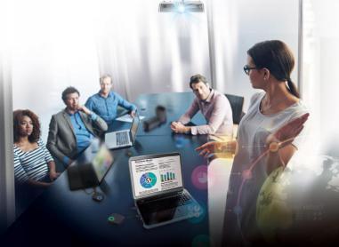 为什么高端会议室需要一台明基应答秀WDC10