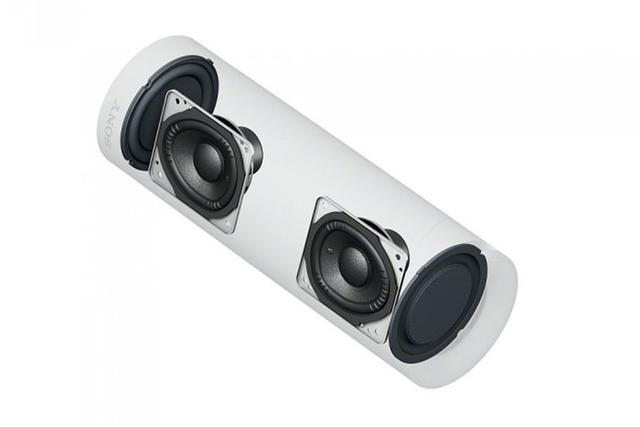 索尼发布三款便携式蓝牙音响 优化驱动单元主打防水防锈特性
