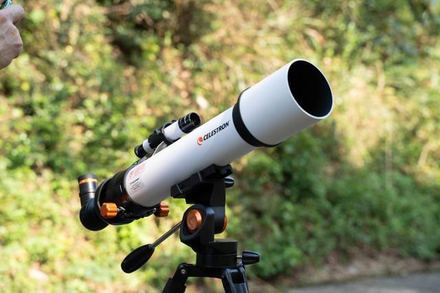 初识宇宙的奥秘华为50倍做不到它——星特朗望远镜可以做到