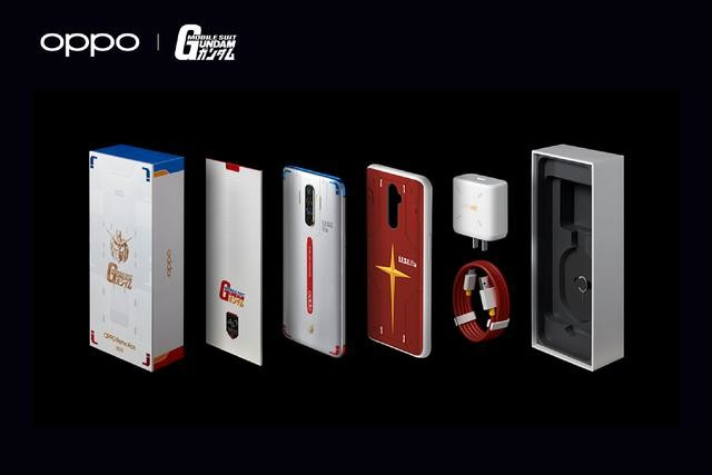 OPPO Reno Ace高达版预售再度开启,火爆程度堪比复联上映