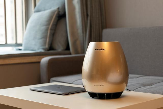 Dustie达氏紫外线空气消毒机DAS180,让室内空气更干净