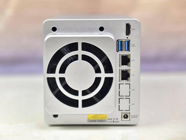 轻松建立家庭多媒体服务器,铁威马F2-221体验