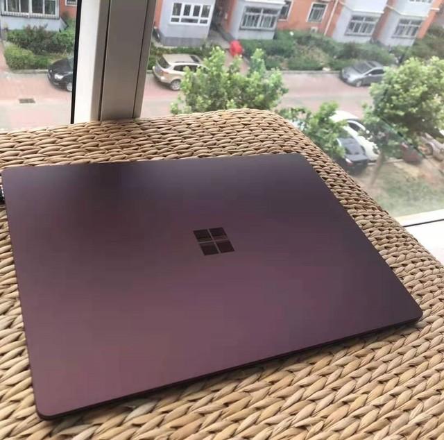 让我忘记macbook的笔记本电脑—微软笔记本