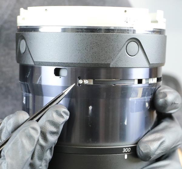 尼康AF-S 120-300mm f/2.8 FL:七万元镜头被大卸八块了