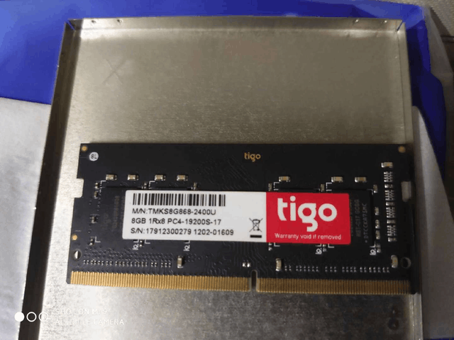 金泰克8G DDR4 2400大内存无限流畅