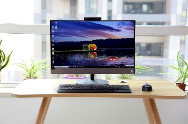 联想扬天S5350 超窄边框让屏幕具有视觉冲击力