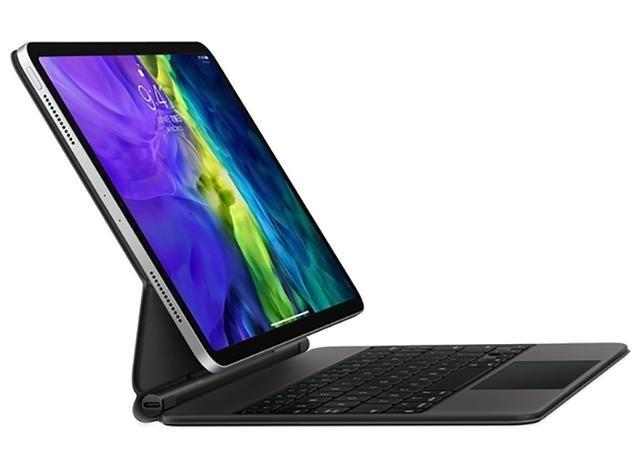 适配不同型号iPad 新款苹果妙控键盘和罗技键盘触摸板均已上市